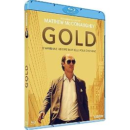 Gold, Blu-ray