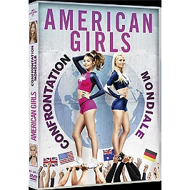 American girls 6 : confrontation mondiale, Dvd