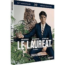 Le lauréat, Blu-ray