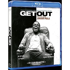 Get out, Blu-ray