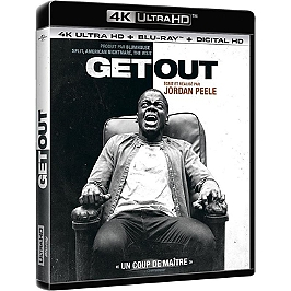 Get out, Blu-ray 4K