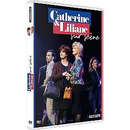 Catherine et Liliane sur scène, Dvd