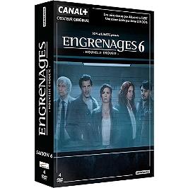 Coffret engrenages, saison 6, Dvd