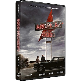 Coffret american gods, saison 1, Dvd