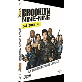 Coffret Brooklyn nine-nine, saison 4, Dvd