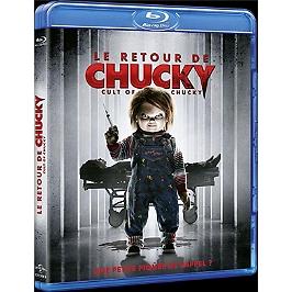 Le retour de Chucky, Blu-ray