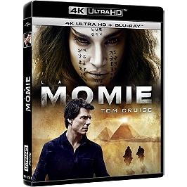 La momie, Blu-ray 4K