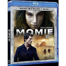 La momie, Blu-ray 3D