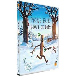 Monsieur Bout-de-Bois, Dvd