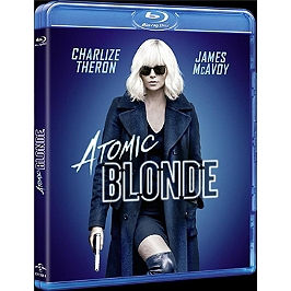 Atomic blonde, Blu-ray