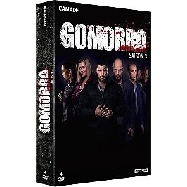 Coffret Gomorra, saison 3, 12 épisodes, Dvd