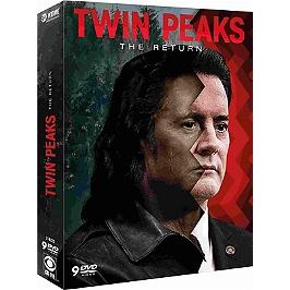 Coffret Twin Peaks, saison 3 : the return, Dvd