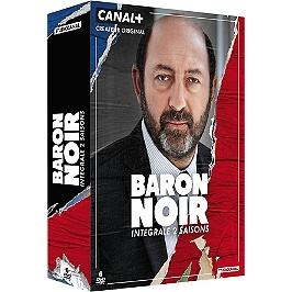 Coffret Baron Noir, saisons 1 et 2, Dvd