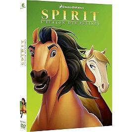 Spirit, l'étalon des plaines, Dvd