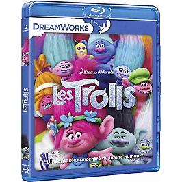 Les Trolls, Blu-ray