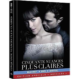 Cinquante nuances de Grey 3 : cinquante nuances plus claires, édition spéciale, Blu-ray