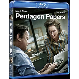 Pentagon papers, Blu-ray