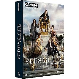 Coffret Versailles, saison 3, Dvd