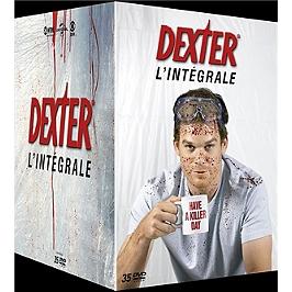 Coffret intégrale Dexter, saisons 1 à 9, 96 épisodes, Dvd