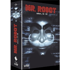 Coffret mr Robot, saisons 1 à 3, Dvd