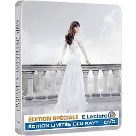 Cinquante nuances plus claires, édition limitée spéciale E. Leclerc, Blu-ray