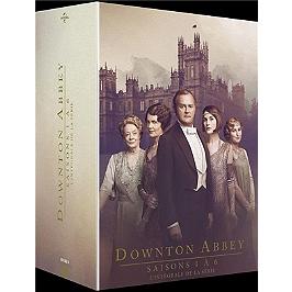 Coffret intégrale Downton Abbey, saisons 1 à 6, Dvd