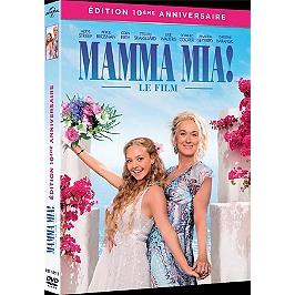 Mamma mia !, édition anniversaire, Dvd