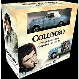 Coffret Columbo, édition collector, Dvd