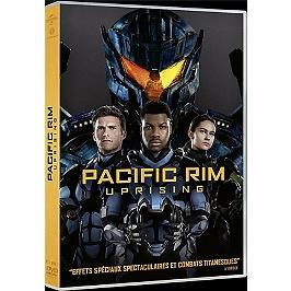 Pacific rim 2 : uprising, Dvd