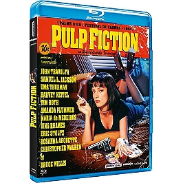 Pulp fiction, Blu-ray