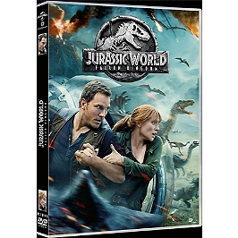 Jurassic World 2 : fallen kingdom, Dvd