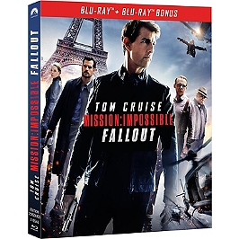 Mission impossible 6 : fallout, Blu-ray
