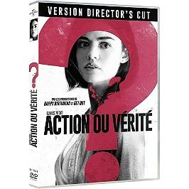 Action ou vérité, Dvd