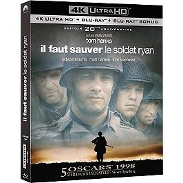 Il faut sauver le soldat Ryan, Blu-ray 4K