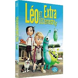 Léo et les extraterrestres, Dvd
