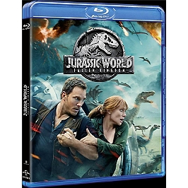 Jurassic World 2 : fallen kingdom, Blu-ray