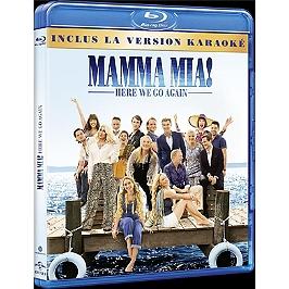 Mamma mia 2 : here we go again, Blu-ray