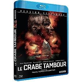 Le Crabe Tambour, Blu-ray