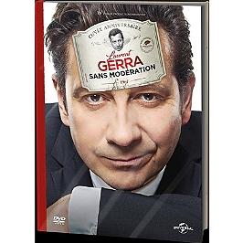 Laurent Gerra : sans modération, Dvd