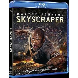 Skyscraper, Blu-ray