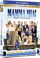 Dvd Mamma Mia 2 Here We Go Again Espace Culturel Eleclerc