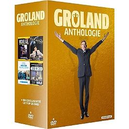Coffret anthologie Groland, Dvd