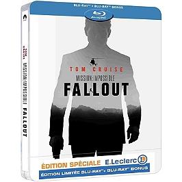 Mission impossible 6 : fallout, édition spéciale E. Leclerc, Blu-ray