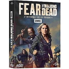 Coffret fear the walking dead, saison 4, Dvd