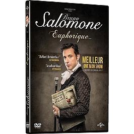 Bruno Salomone : euphorique..., Dvd