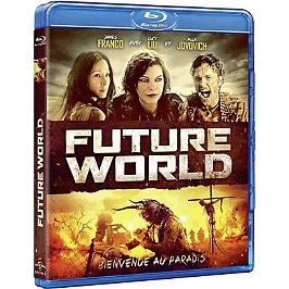 Future world, Blu-ray