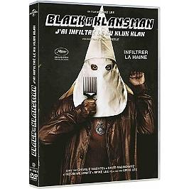 Blackkklansman - j'ai infiltré le Ku Klux Klan, Dvd