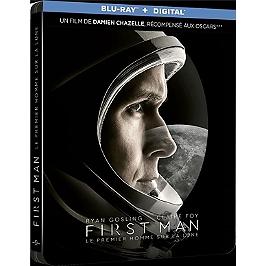 First man - le premier homme sur la Lune, Steelbook, Blu-ray
