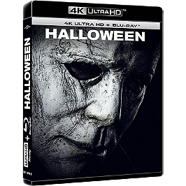 Halloween, Blu-ray 4K
