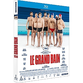 Le grand bain, Blu-ray